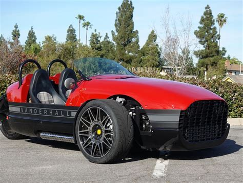 Cool 3 Wheel Cars by The Vanderhall Venice Is 3 Wheels Worth Of