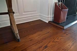 Longleaf Lumber - Reclaimed Chestnut Flooring (American)