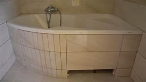 Obkládání vany