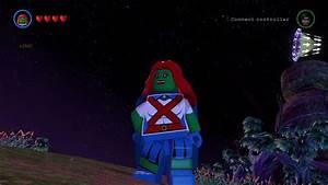 LEGO Batman 3 Beyond Gotham Miss Martian Free Roam