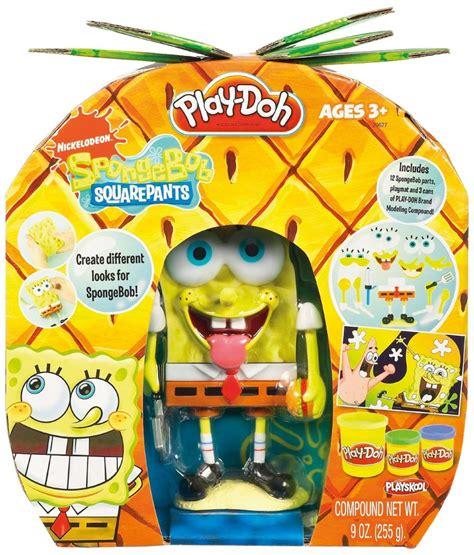 Bob Esponja Play Doh Toys on the go Bob Esponja Toys