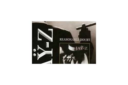 jay z reasonable doubt free download