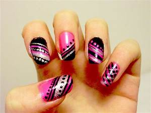 Nail art designs life with style