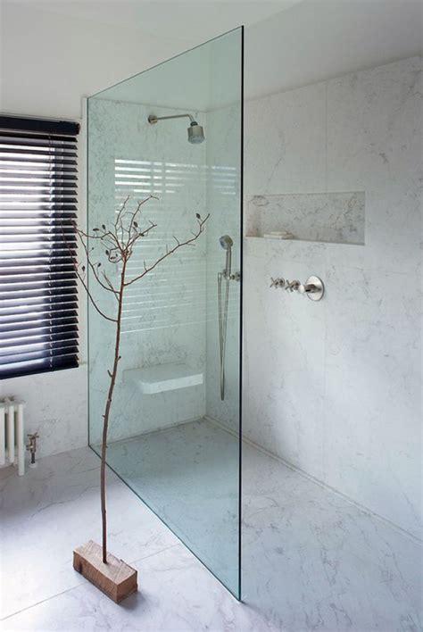 doccia open space piatti doccia a filo pavimento per bagni open space