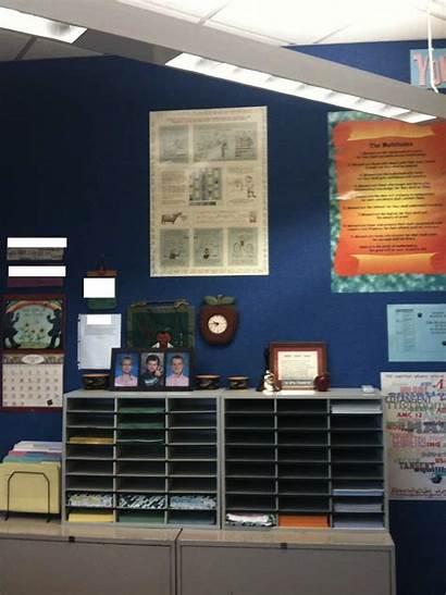 Classroom Organization Middle Bing Math Welcome Decor