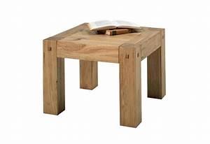 Petite Table Bois : petite table basse en bois table basse marocaine somum ~ Teatrodelosmanantiales.com Idées de Décoration