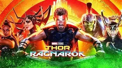 Ragnarok (2017) Hindi Dubbed Full Movie Watch Online
