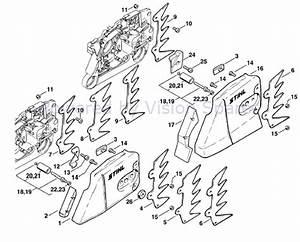 Stihl Ms660 Spare Parts List