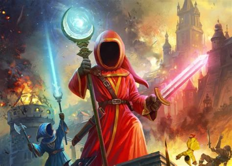 Magicka 2 Casts Couch Co-op Magic On Ps4