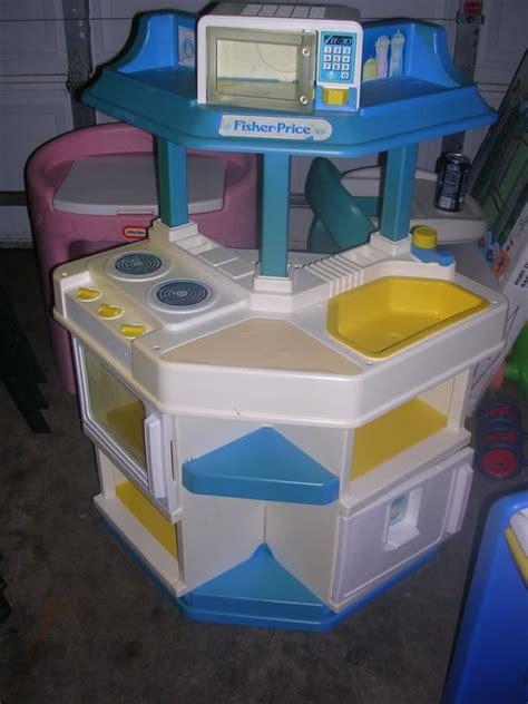 Fisher Price Play Kitcheni Had This Exact Play Kitchen