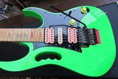 A guitar with a handle only means one thing Steve Vai