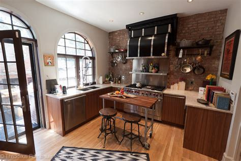 Brownstone Design & Renovations   Eclectic   Kitchen   New