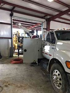 Reseal Lights Ford F750 2005 Utility Service Trucks