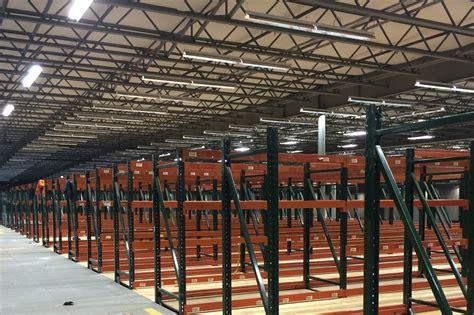 pallet rack supported mezzanine american surplus