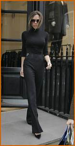 Celeb-Inspired Black Turtleneck Outfits u2013 Glam Radar