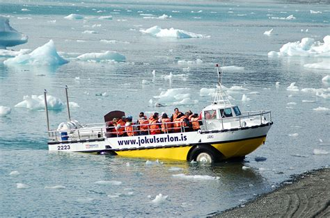 Glacier Boat Tours by J 246 Kuls 225 Rl 243 N Hibian Boat Tour Guide To Iceland