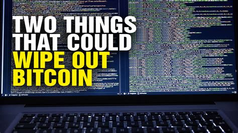 Benefits and risks of bitcoin. These TWO Breakthroughs Could WIPE out Bitcoin (Video)