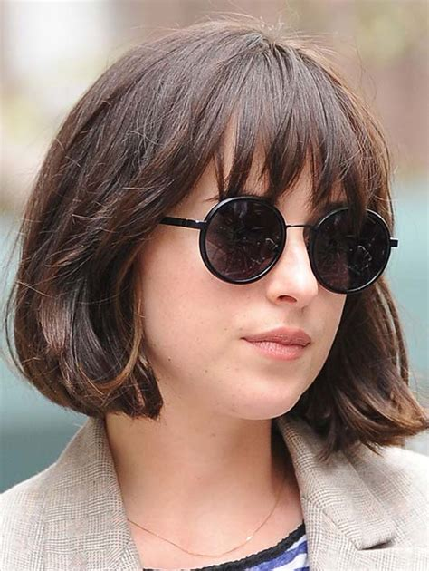 hairstyles  short hair  bangs  styling ideas