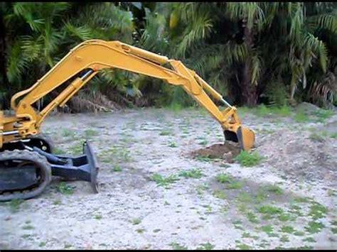 kobelco sksr mini excavator doovi