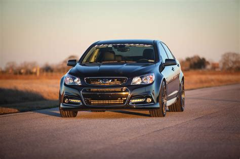 hennessey releases details  chevy ss upgrades