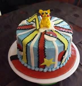 1103 pokemon birthday cakes