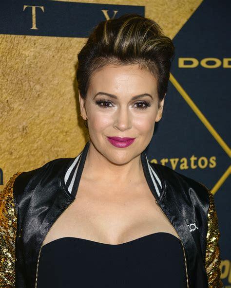 Alyssa Milano Talks Motherhood, Possibility of a 'Charmed ...