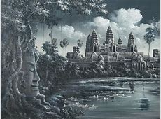Angkor Wat Desktop Background PixelsTalkNet
