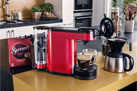 Cafetiere Senseo Switch Cafeti 232 Re 224 Dosette Ou Capsule Philips Senseo Switch Hd7892 81 Hd7892 81 4259181 Darty