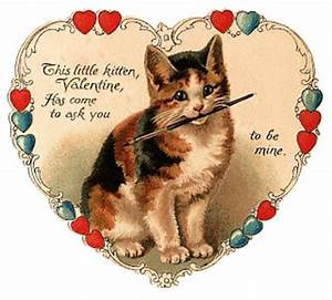It's all about the cats!: Happy Valentine's Day