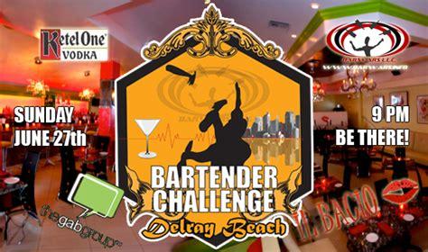 Barwars Llc Bartender Challenge 2010