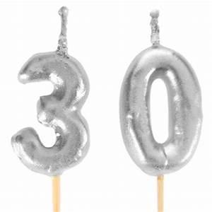 Dekoration 30 Geburtstag : zahlenkerzen 30 silber geburtstag 30 dekoration geburtstag 30 besondere geburtstage ~ Yasmunasinghe.com Haus und Dekorationen