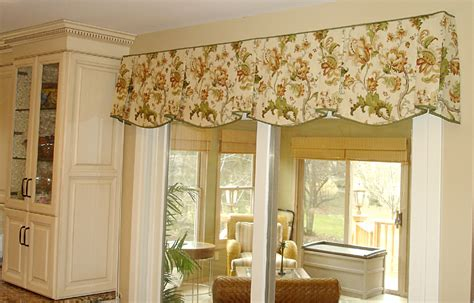 Kitchen Valance Curtain Ideas by Box Valance For Bay Windows Living Room 2017 2018 Best