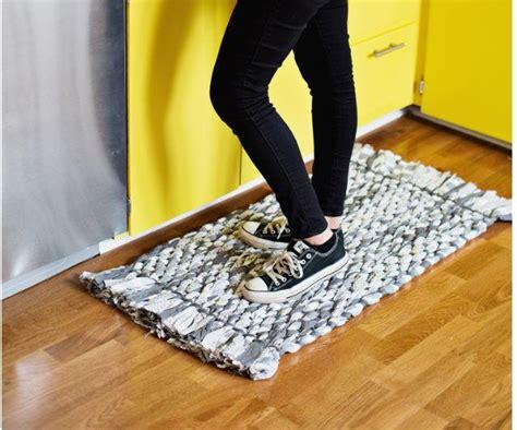 diy woven rug tutorial allfreesewingcom