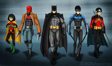 Top Photo Of Wallpaper Batman Family Pic