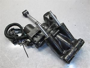 0434396 5005430 Evinrude Johnson Grey Trim  U0026 Tilt Motor 88