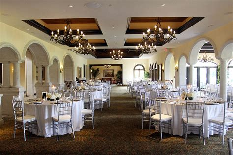 Avila Golf & Country Club Wedding Tampa Wedding Venue