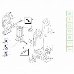 Black U0026decker Parts For Pressure Washer Pw 1400 K Plus  U2013 12510