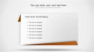 Simple Text Tables For Powerpoint