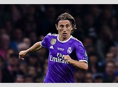 BREAKING Luka Modric won't be available against Barcelona