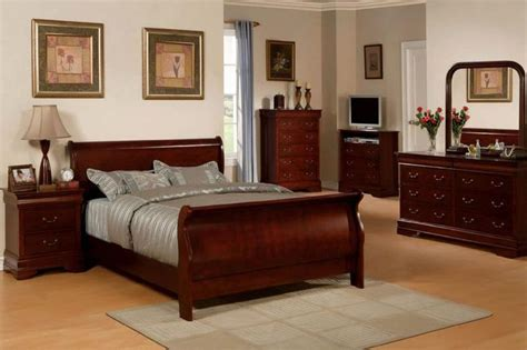 Furniture Cherry Wood Bedroom Set Solid Cherry Wood Bedroom Furniture Decora 199 195 O