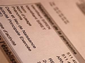Numero Immatriculation En Cours : auto entrepreneur r ception du num ro siret apr s inscription ~ Medecine-chirurgie-esthetiques.com Avis de Voitures