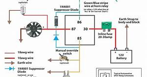12v Fan Wiring Diagram