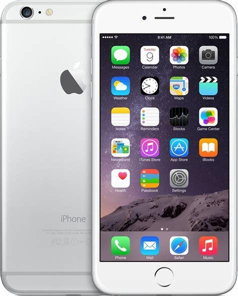 Apple iPhone 6 64 GB, zilver kopen?