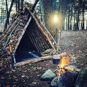 As 25 Melhores Ideias De Survival Shelter S U00f3 No Pinterest