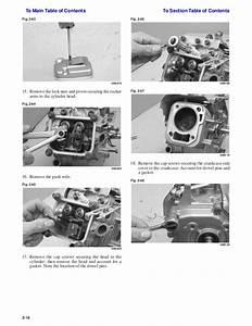 2001 Arctic Cat Panther 440 Esr Snowmobile Service Repair Manual