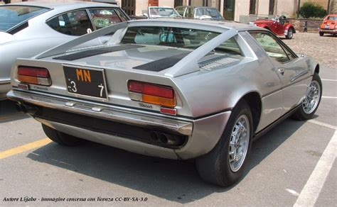 maserati merak spyder maserati merak 2000 technical details history photos on