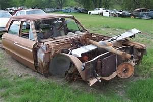1966 Dodge Polara Parts Car 2