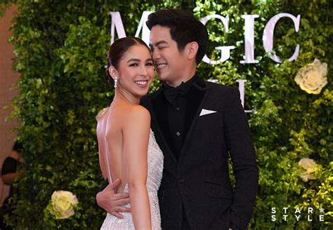 julia barretto on star magic ball 2017 julia barretto and joshua garcia made our hearts melt at