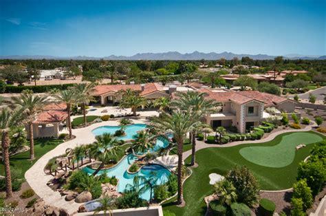 million paradise valley az mansion resort style backyard homes rich