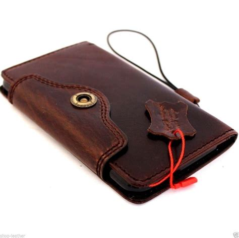 A good iphone 8 wallet case will not only provide you with the space for some cash, cards, and id but also give your phone a little added protection from bumps and scrapes. Genuine Natural leather iPhone 8 Plus Case Cover Wallet ...